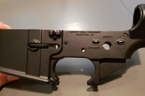 Liberty Bell Firearms Lower Receiver
