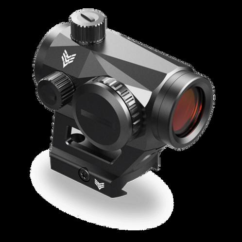 Swampfox Optics Liberator, Green Circle Dot Reticle