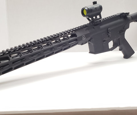 Liberty Bell Firearms Colonial Rifle