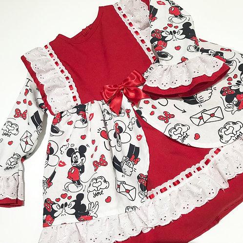 Mickey & Minnie Dress