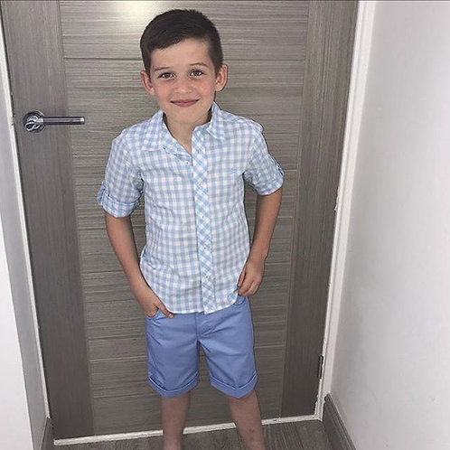 Alber Shirt & Shorts