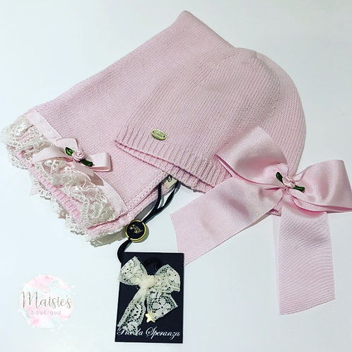 Piccola Speranza Hat & Scarf Set