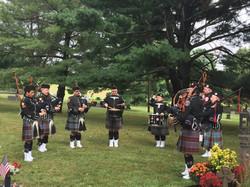 HCDFRS 2016 Garden of Valor at the Crest Lawn Memorial Gardens