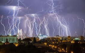 Lightning Storms can destroy your electronics