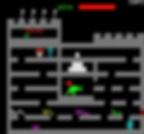 Oric-1 Home Computer Game ARTTU written in BASIC by Pasi Hytönen, 1984