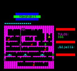 Huimapää Jake for Oric-1