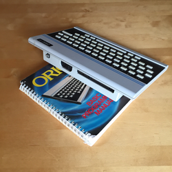 Oric-1 ja BASIC Programming Manual