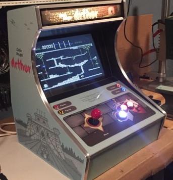 DIY Bartop Arcade Cabinet Part IV: Ready to Play!