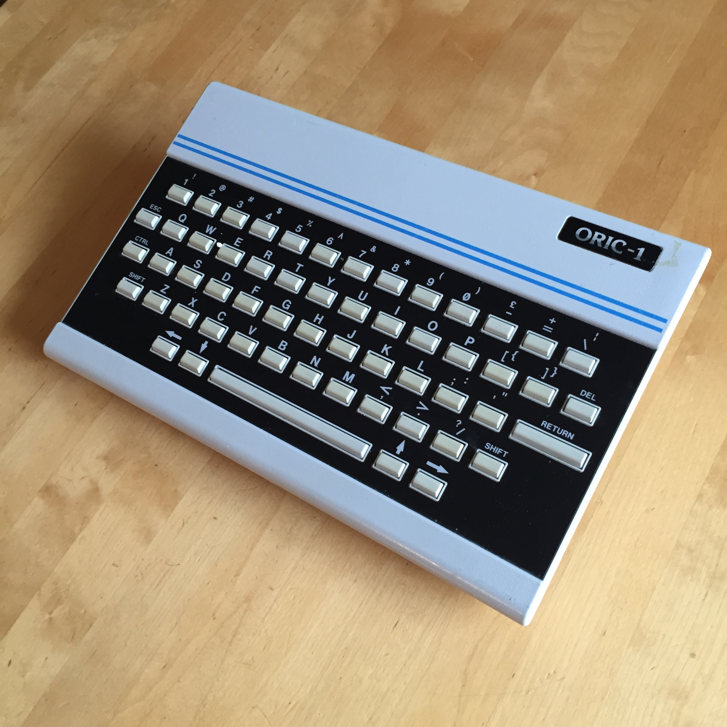 Oric-1 microcomputer