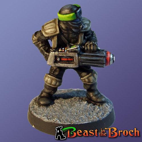 FedSec Heavy Trooper