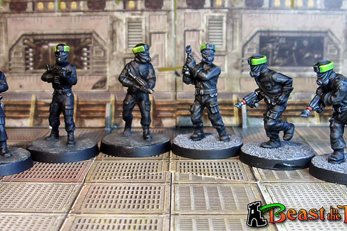 Federated Security Troopers