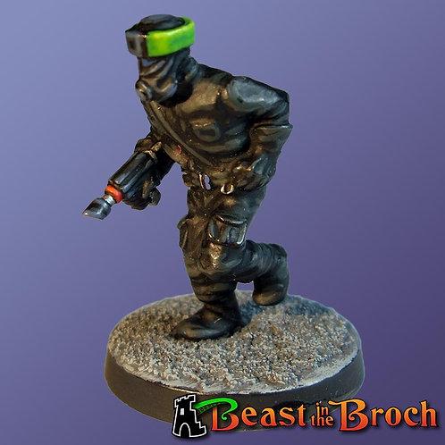 FedSec Trooper 2C