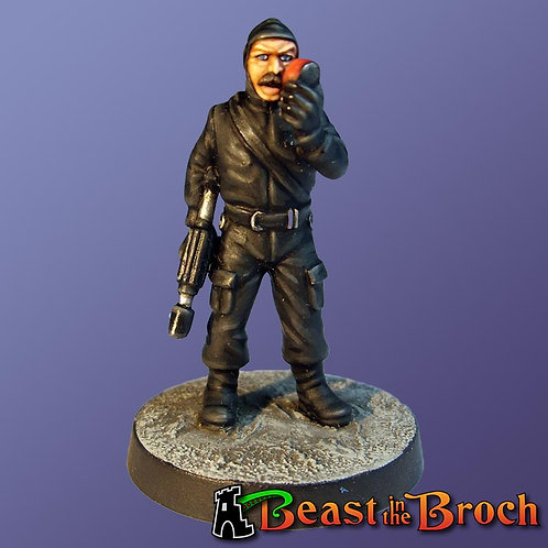 FedSec Commander