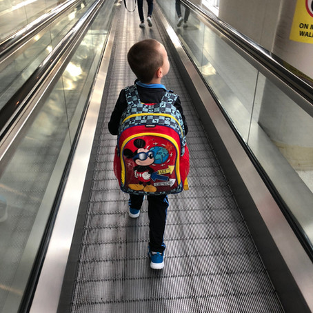 Going For Your First Solo Trip With (Grand)children?