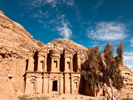 Petra; One of the New Seven Wonders of the World