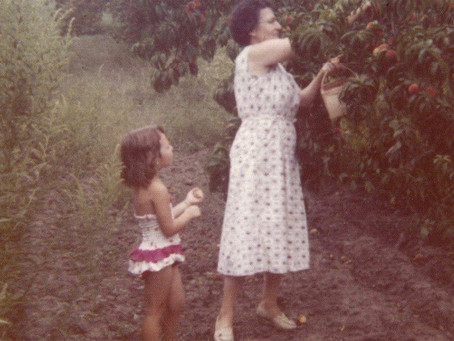 Growing Up With Yiayia in an Ethnic Family - or how do you survive living next door?