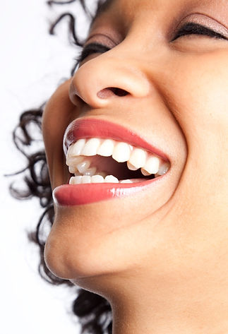 closeup-of-woman-laughing-picture-id1549