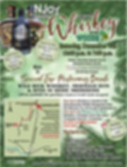 NJoy Spirits Whiskey In the Woods Flyer
