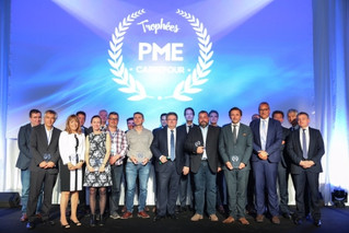 Il était un fruit ... Lauréat des Trophées PME Carrefour