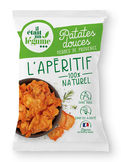 L'apéritif  Patate Douce herbes de Provence