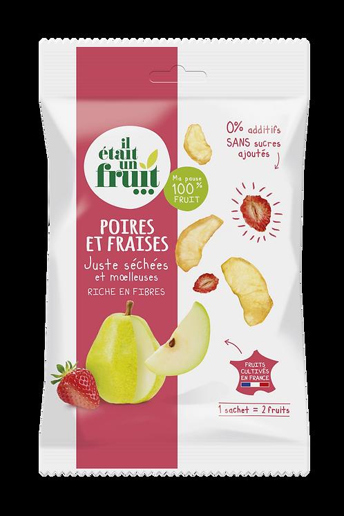 Snacking Poires/Fraises