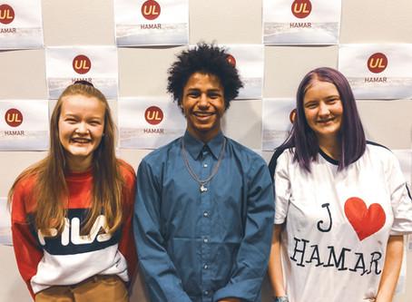 Suksess med UL Hamar