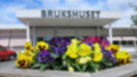 Brukshuset med blomster.JPG