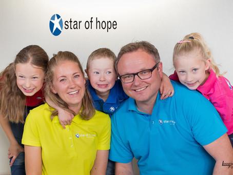 Besøk av Stars of Hope