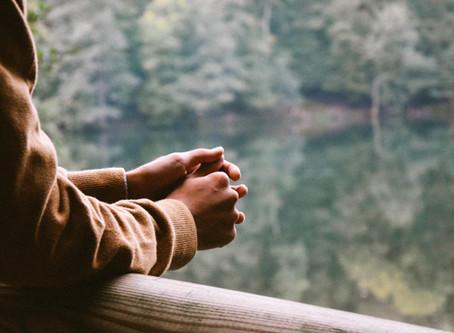 Bønn og faste 8. mai