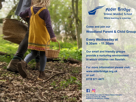 Come and join our Woodland Parent & Child Group