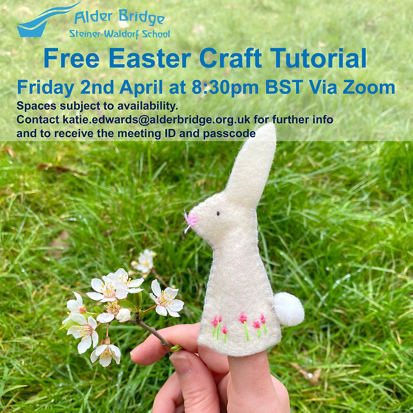 Free Easter Craft Tutorial