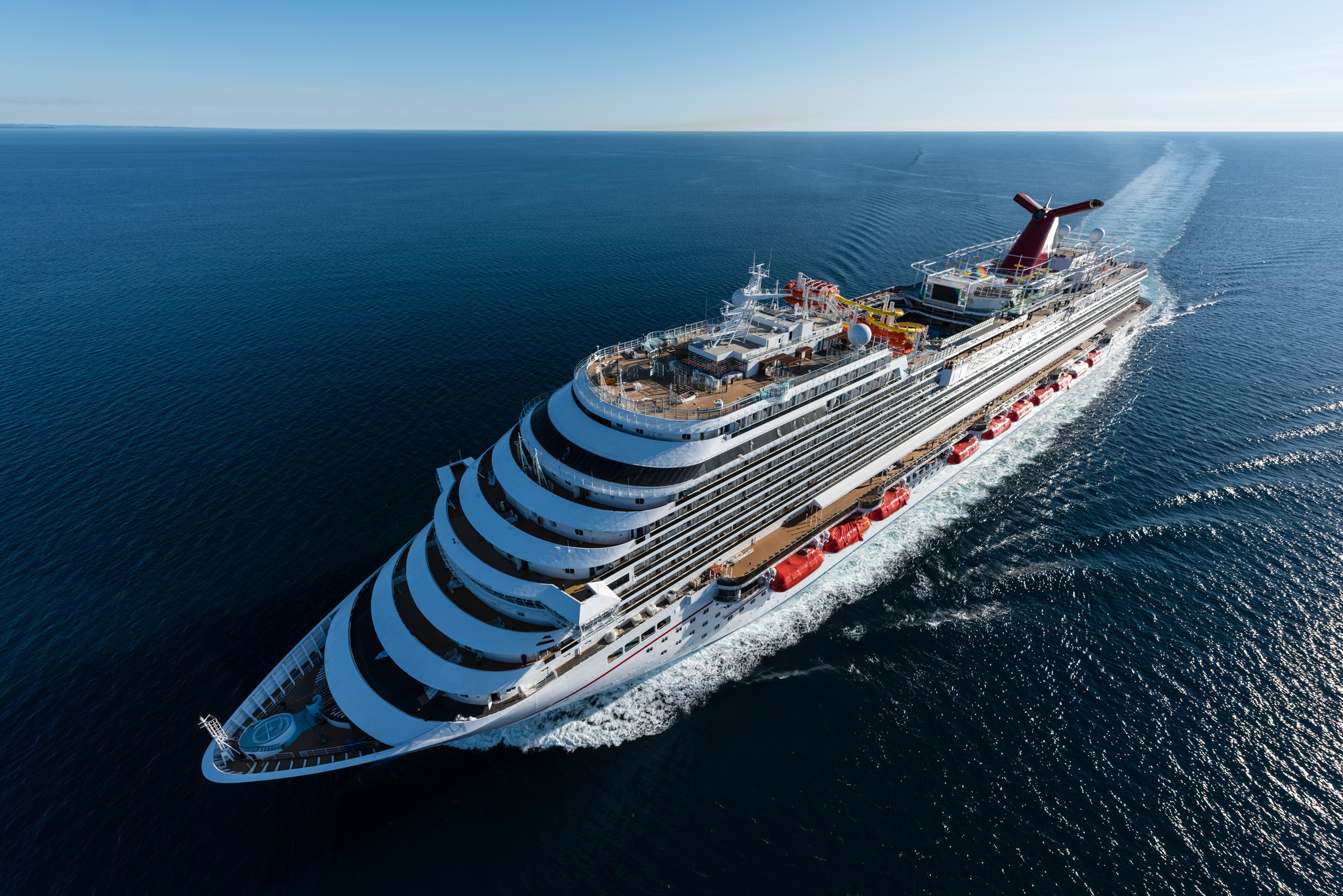 Join us on the Carnival Vista