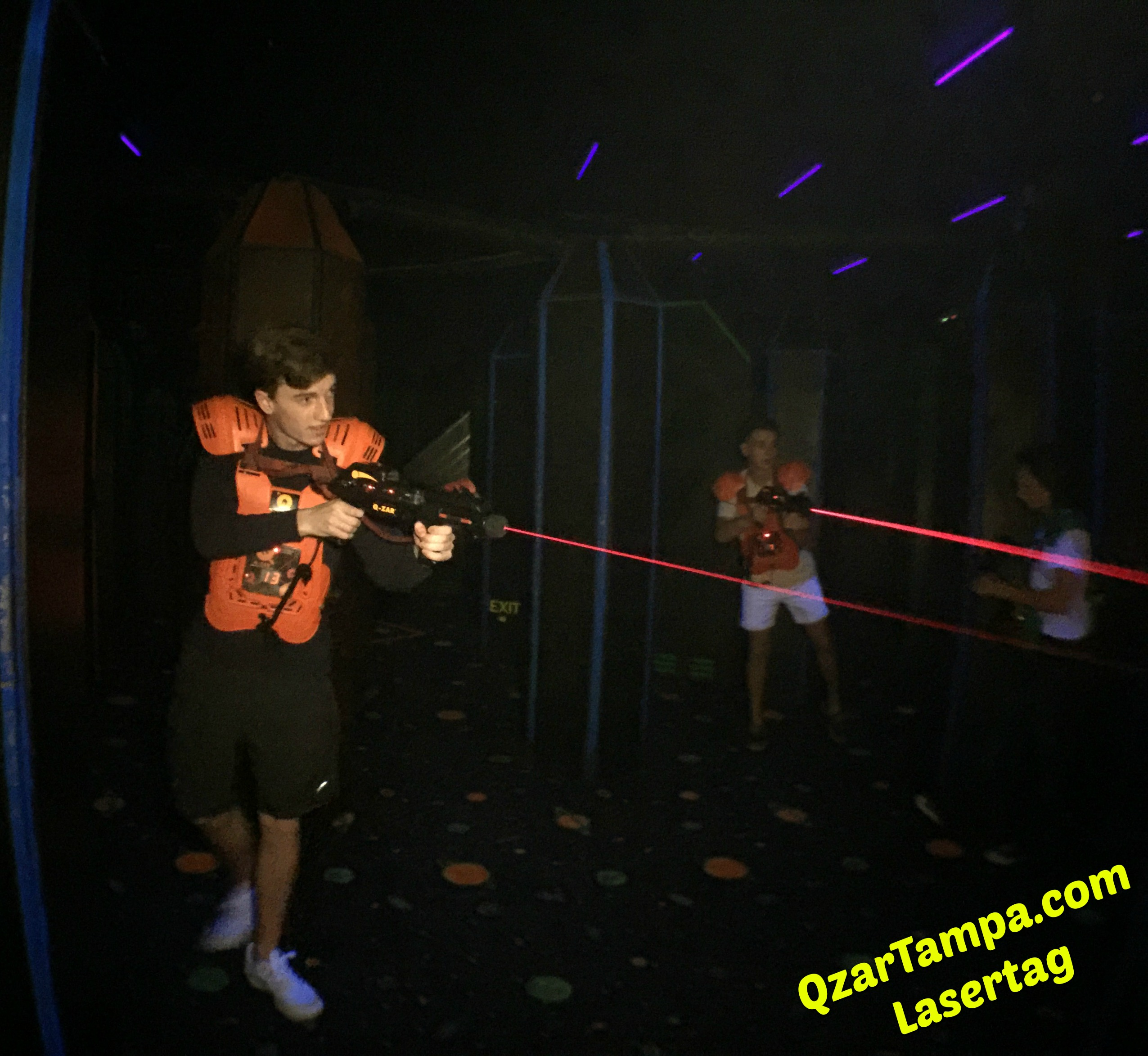 Q-Zar Laser Tag