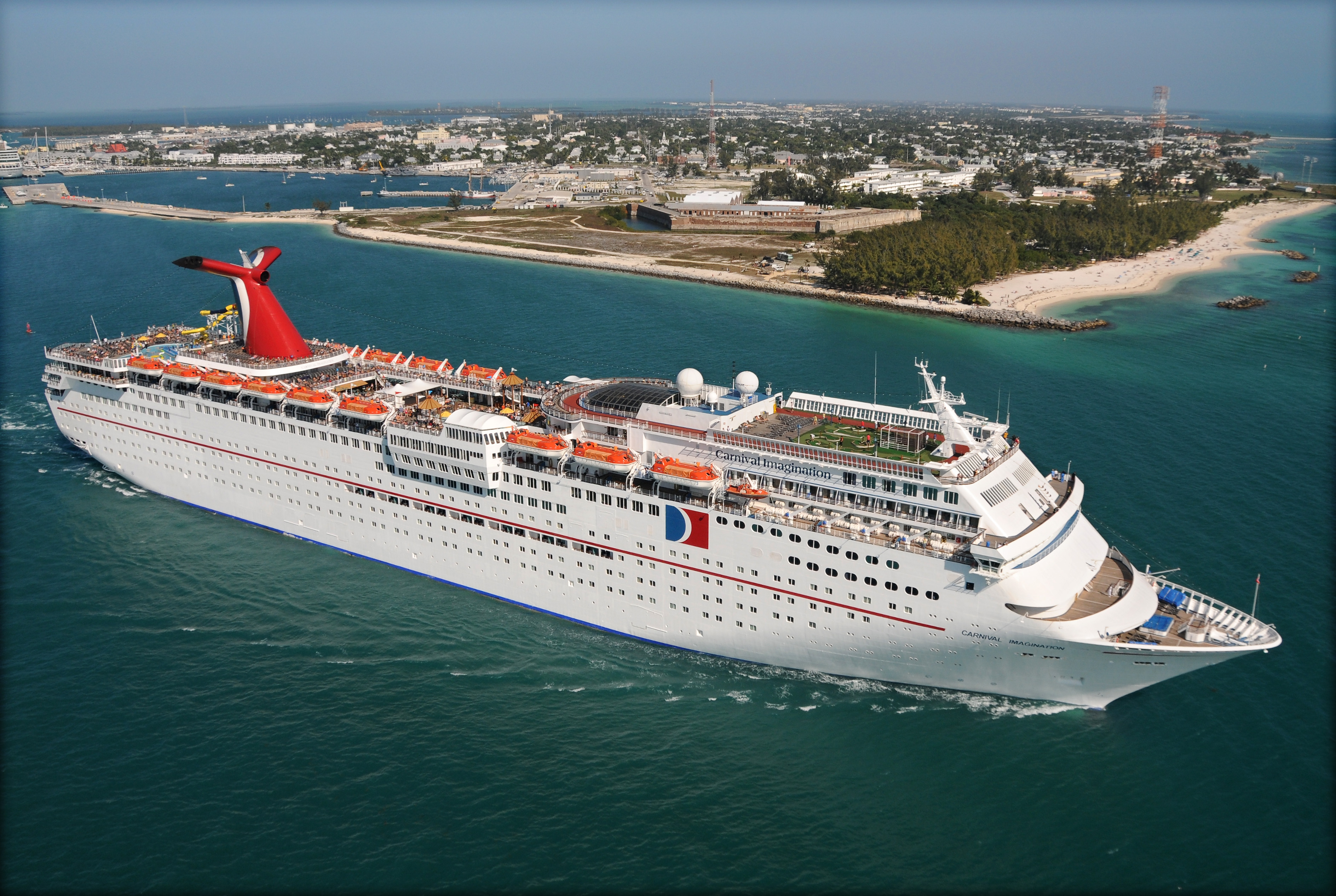 CruiseweekTV carnival vista 2017