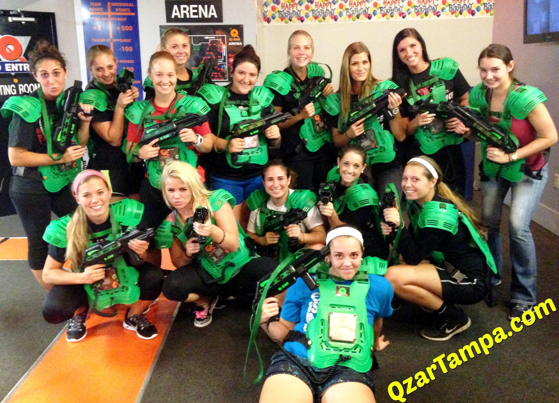 UT Girls Softball Team 2013