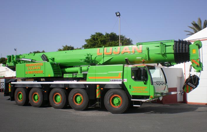 UTM 851 (130TN), LIEBHERR