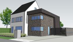 Eigen woning architect Geel