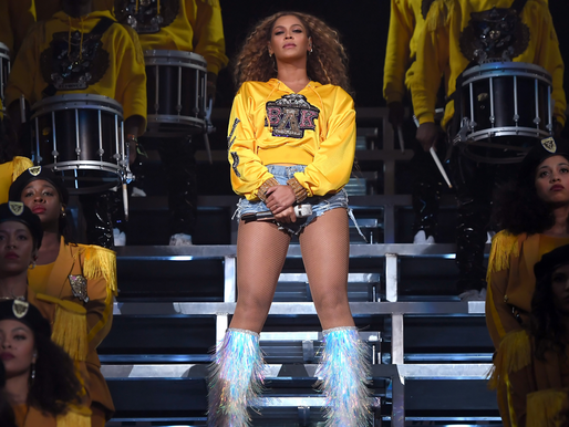Fishnets vs. Regular Tights: What does Beyoncé know that we don't?