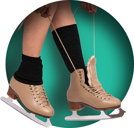 Hi-Tech Skating Sock 5-Pack