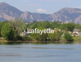 Lafayette Colorado Real Estate