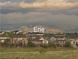 Erie Colorado Real Estate