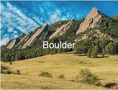 Boulder Colorado Real Estate
