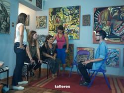 punto ultra, teatro terapia, cursos