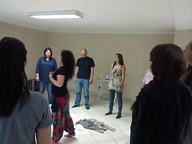 Arteterapia, danza, plástica, teatro, música