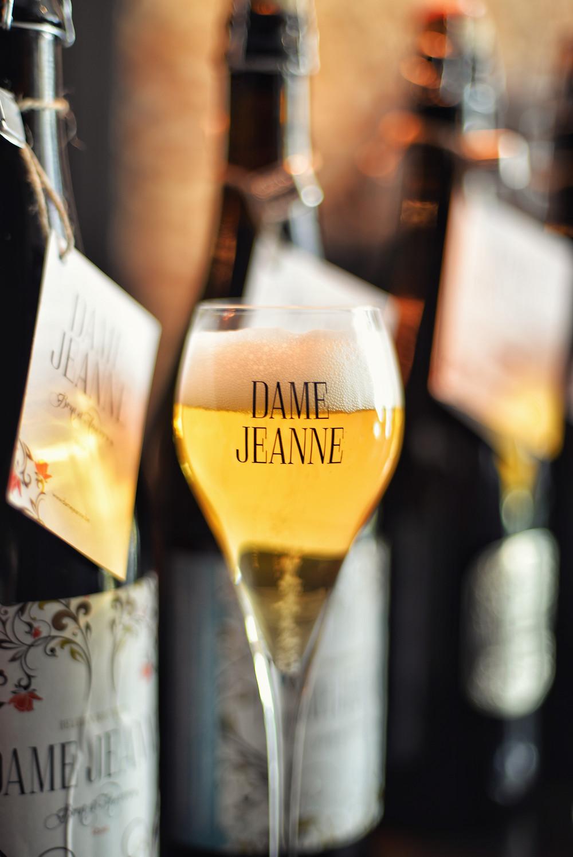 Dame Jeanne Brut Bier en Aperitief bier