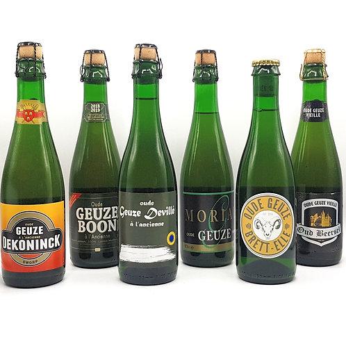 Geuze Bier Pakket Start   6 x 37.5cl