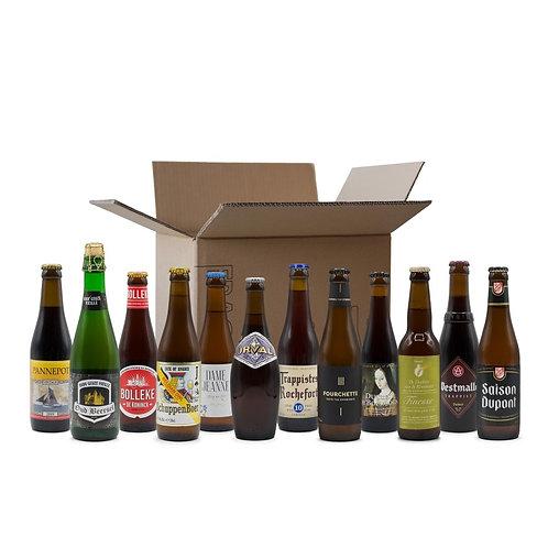 Bier Pakket Belgische Bier Stijlen