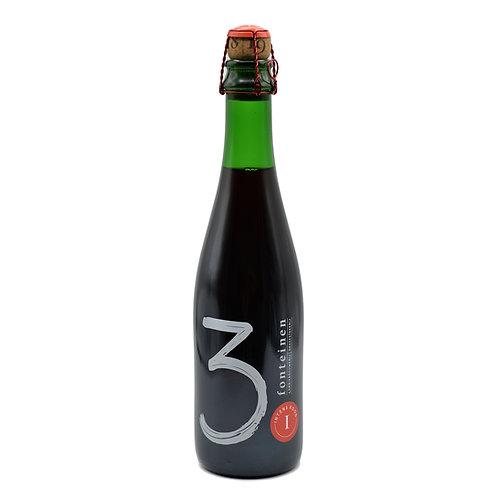 3 Fonteinen Oude Kriek Intens Rood - 37.5 cl