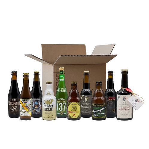 Bier Pakket Barrel Aged Bier