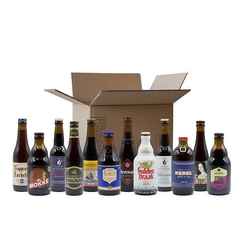 Bier Pakket Belgisch Donker Bier - Beer Tasting